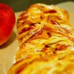 Jabłecznik w cieście francuskim
