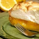 Lemon Meringue Pie – tarta cytrynowa