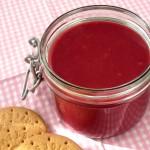 Raspberry curd - krem malinowy