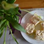 Ciasto ananasowe z bezą