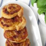 Ślimaki z chorizo i suszonymi pomidorami