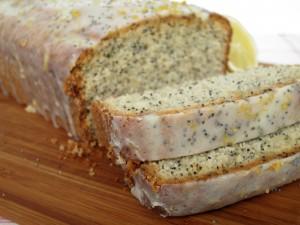 Ciasto cytrynowo - makowe