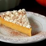 Placek dyniowy (Pumpkin pie)