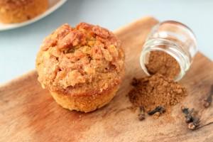 Muffiny dyniowe