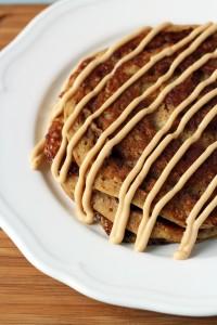 Pancakes dyniowo - karmelowe