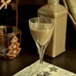 likier czekoladowo - wiśniowy