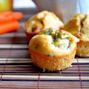 muffiny brokułowe