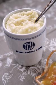 Pomarańczowy ryż na mleku