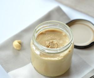 Waniliowe masło z nerkowców